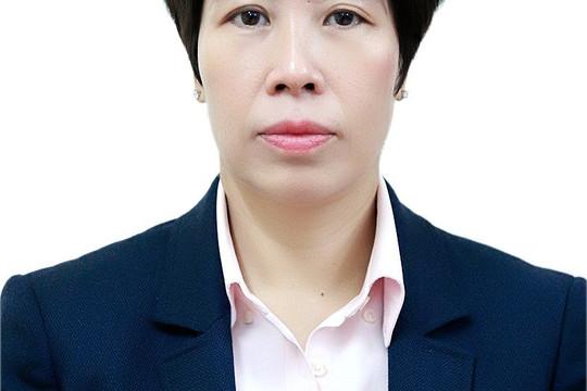 Thủ tướng bổ nhiệm nữ Thứ trưởng Bộ Kế hoạch và Đầu tư