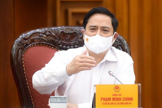 Thủ tướng Phạm Minh Chính: Bộ GTVT phải đi đầu về phòng chống tham nhũng