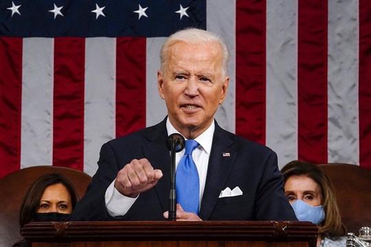 Tổng thống Biden: Nước Mỹ đang trên đà phát triển trở lại