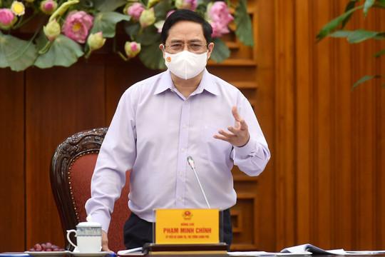 Thủ tướng: Không nói khó, nói không khi giải quyết khó khăn cho người dân, doanh nghiệp