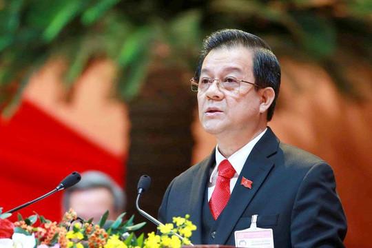 Điều động Phó Chánh án TANDTC Lê Hồng Quang làm Bí thư tỉnh An Giang