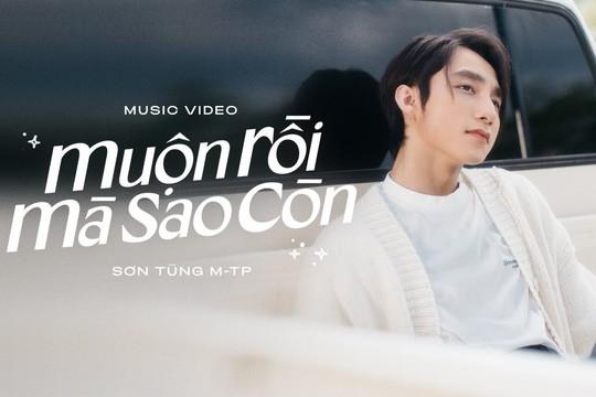 """Sơn Tùng M-TP gây """"bão"""" sau 5 tiếng comeback"""