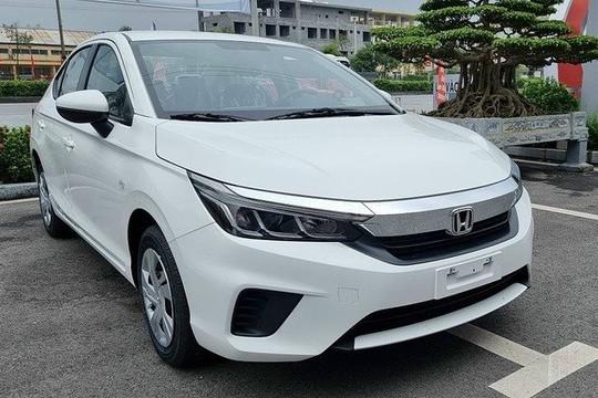 Honda City thêm phiên bản E có giá 499 triệu đồng