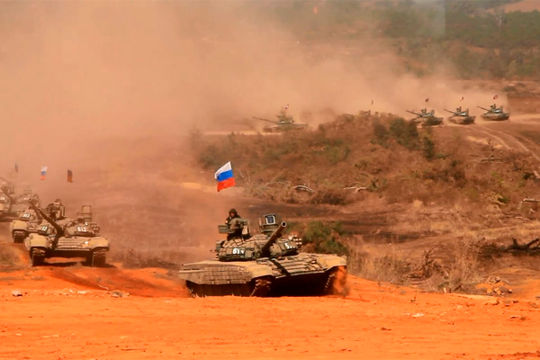 Nga, Lào sẽ tập trận chung chống khủng bố Laros-2021 vào tháng 8