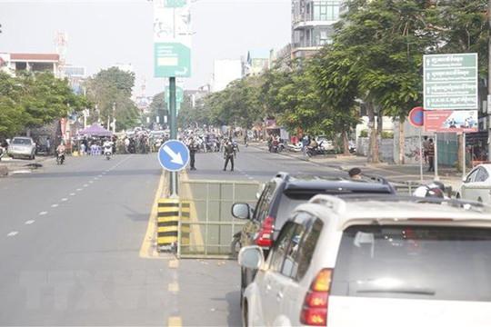 Tin vắn thế giới ngày 3/5: Campuchia sẽ dỡ bỏ phong tỏa Phnom Penh sau ngày 5/5
