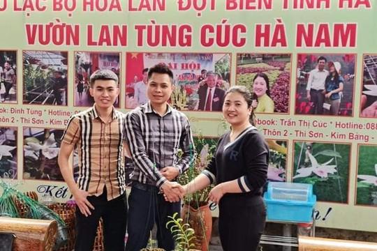 Phạm Văn Chiến và câu chuyện khởi nghiệp thành công với phong lan