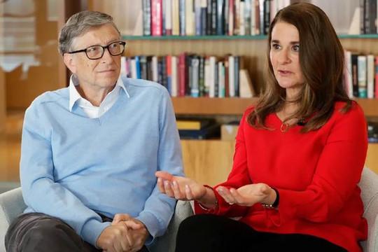 Vợ chồng tỷ phú Bill Gates ly hôn, kết thúc chuyện tình kéo dài gần 3 thập kỷ