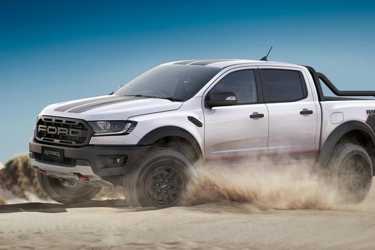 Ford Ranger sẽ có thêm hai phiên Ranger FX4 và Ranger Raptor X