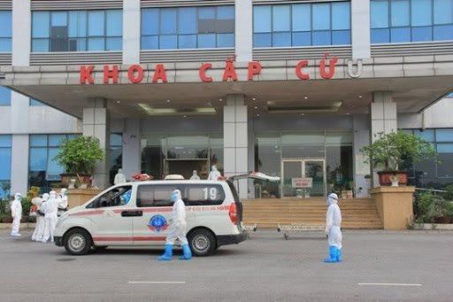 Chùm ca bệnh Covid-19 tại Bệnh viện Nhiệt đới Trung ương liên quan đến 8 tỉnh, thành