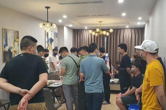 Khởi tố 3 người Trung Quốc tổ chức cho người khác ở lại Việt Nam trái phép