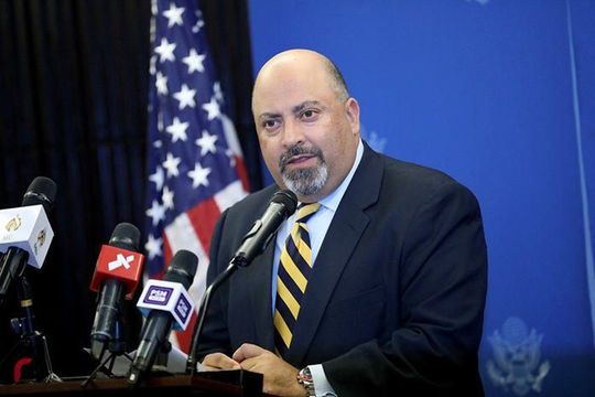 Mỹ ủng hộ lập trường nguyên tắc của ASEAN về vấn đề Biển Đông