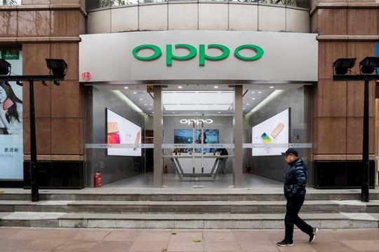 Oppo chuẩn bị sản xuất ôtô
