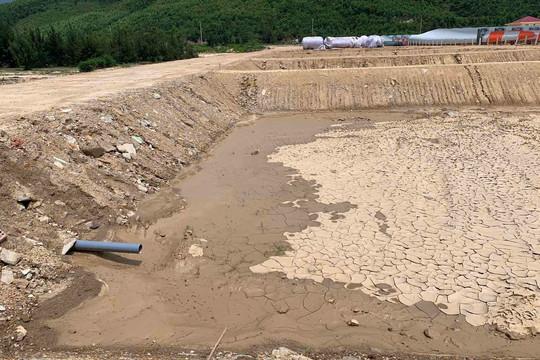 Quảng Bình: Doanh nghiệp san lấp mặt bằng khi chưa có quyết định giao đất?