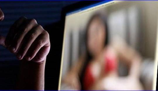 Bị tống tiền khi tự quay clip nhạy cảm gửi cho người tình qua mạng xã hội