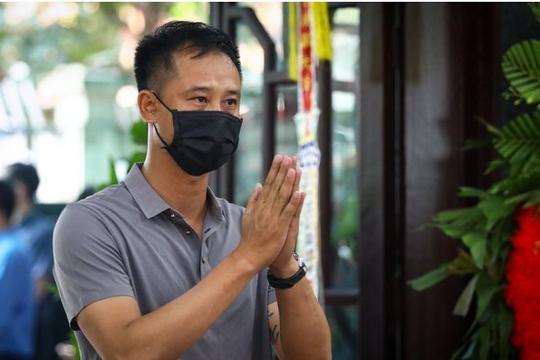 Thành Lương, Như Thành tới tiễn biệt cố HLV Lê Thụy Hải
