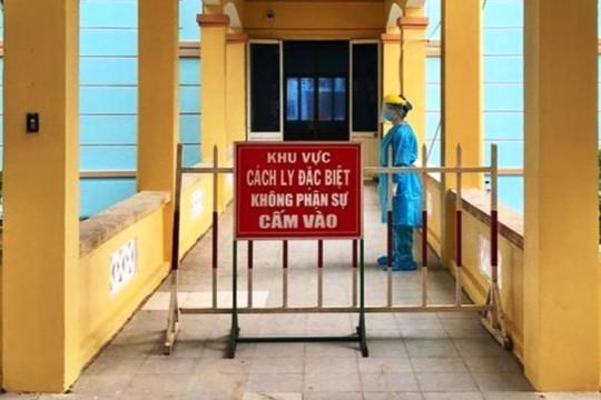 Quảng Ngãi truy vết các trường hợp liên quan đến bệnh nhân mắc Covid-19 ở Đà Nẵng