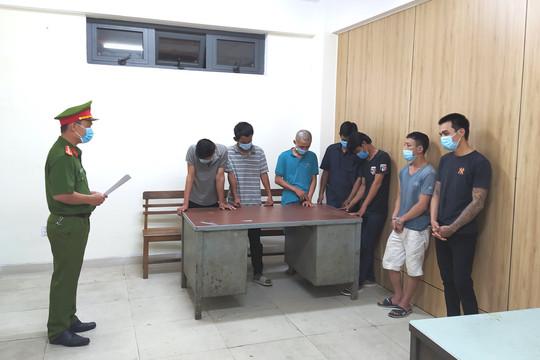 Bắt nhóm chuyên trộm tài sản ở các công trình xây dựng