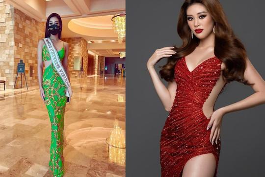 Khánh Vân liên tục ghi điểm tại Miss Universe 2020