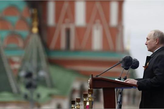 Tổng thống Putin: Nga kiên quyết bảo vệ lợi ích quốc gia và an toàn của người dân