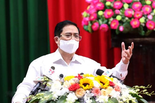 Thủ tướng Phạm Minh Chính: Sẽ đề cao trách nhiệm nêu gương của người đứng đầu