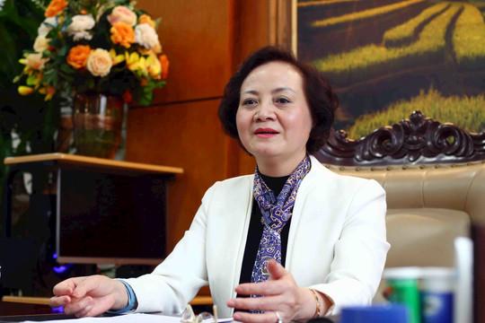 Bà Phạm Thị Thanh Trà được phân công thêm nhiệm vụ mới