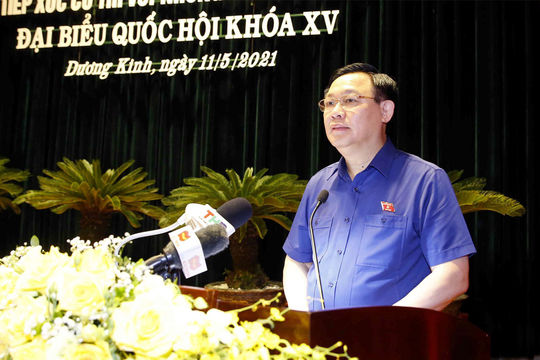 Chủ tịch Quốc hội: Sẽ có các biện pháp tăng cường trách nhiệm của đại biểu Quốc hội
