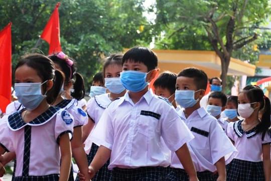 Quảng Ngãi: Học sinh trở lại trường học vào ngày 12/5