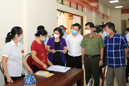 Hà Nội: Sẵn sàng các kịch bản phòng chống dịch cho ngày hội toàn dân