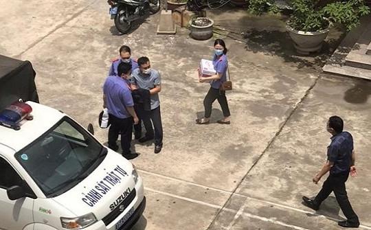 Khởi tố 3 cán bộ Công an quận Đồ Sơn làm sai lệch hồ sơ vụ án