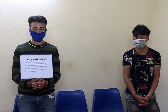 Sơn La: Bắt giữ 2 đối tượng, thu 18.000 viên ma túy tổng hợp