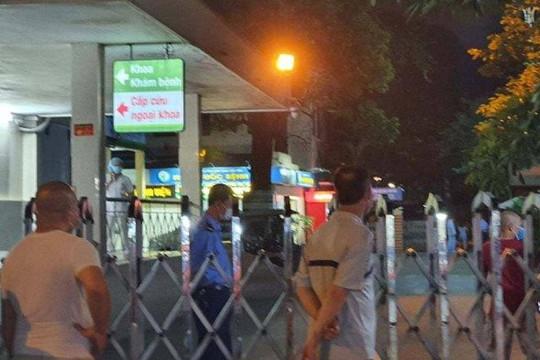 Một bệnh nhân rơi từ tầng 5 Bệnh viện Việt Đức xuống đất tử vong