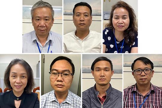 Khởi tố 7 bị can liên quan vụ án tại Bệnh viện Tim Hà Nội