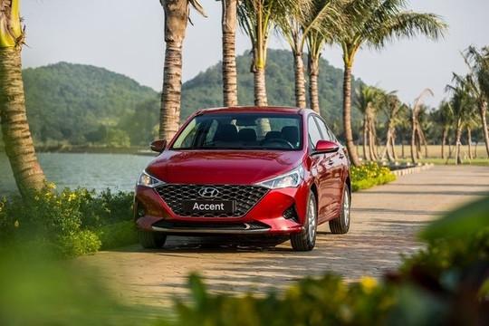 10 ô tô bán chạy nhất tháng 4/2021