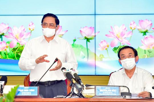 Thủ tướng: Những việc TPHCM làm tốt hơn Chính phủ, thì sẵn sàng giao cho thành phố