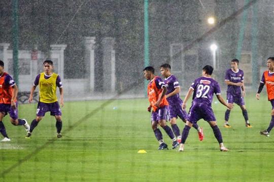 U23 Việt Nam lọt nhóm hạt giống tại U23 Châu Á 2022
