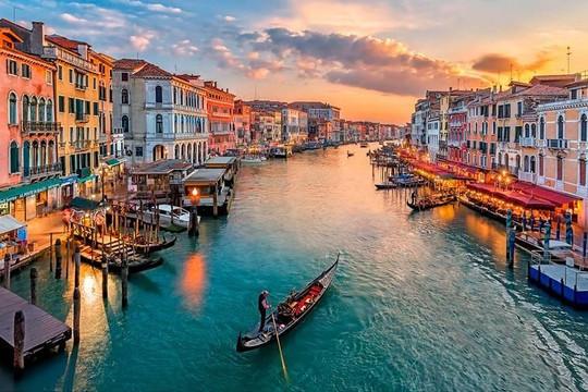 Sống ngọt ngào như người Venice (Italia)