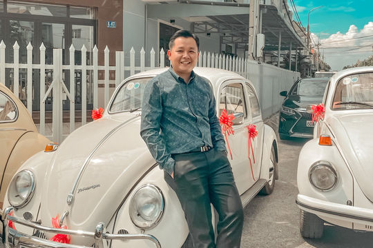 """Doanh Nhân 9x Nguyễn Minh Trọng: Tôi sống và làm việc theo chữ """"Đạo"""""""