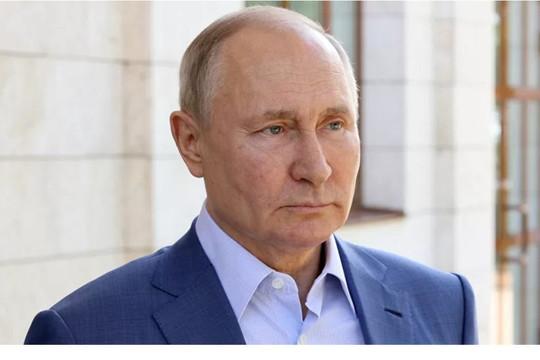 Tổng thống Putin trở thành ứng cử viên cho giải Nobel Hòa bình