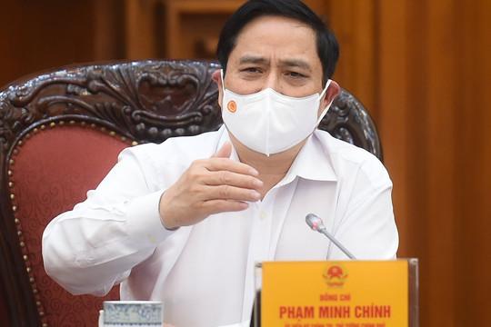 Chỉ đạo về công tác bầu cử của Thủ tướng tại cuộc họp Thường trực Chính phủ