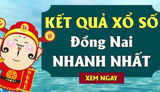 XSDN 19/5 - KQXSDN 19/5 - Kết quả xổ số Đồng Nai ngày 19 tháng 5 năm 2021