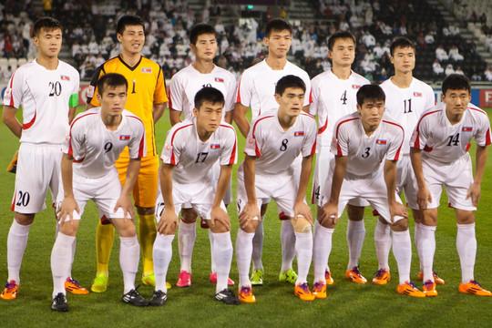 Triều Tiên rút khỏi vòng loại World Cup 2022