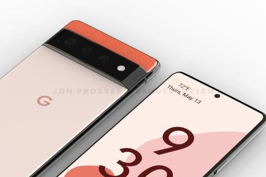 Google sắp ra mắt bộ đôi smartphone Pixel 6 và Pixel 6 Pro