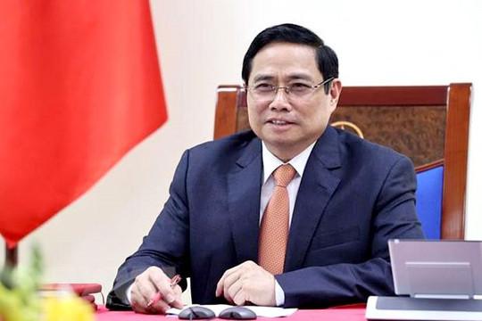 Thủ tướng tham dự Hội nghị Tương lai châu Á: Khẳng định quan điểm của Việt Nam về các vấn đề lớn của châu Á