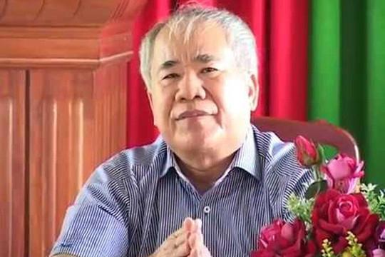 Khởi tố, bắt tạm giam cựu Phó Chủ tịch UBND tỉnh Khánh Hòa
