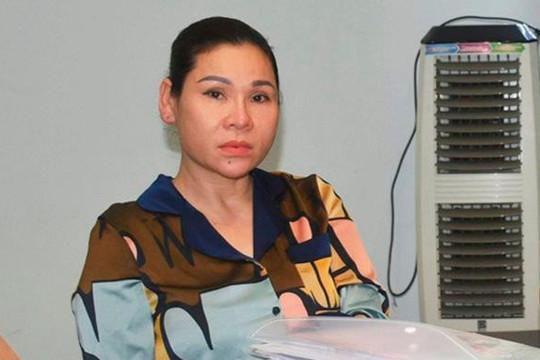 """Nữ đại gia cho Thiện """"Soi"""" vay nặng lãi bị khởi tố thêm tội rửa tiền"""