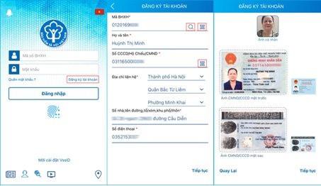 """VssID - Bảo hiểm xã hội số"""" phiên bản 1.5.3 - nhiều tiện ích hơn cho người dùng"""