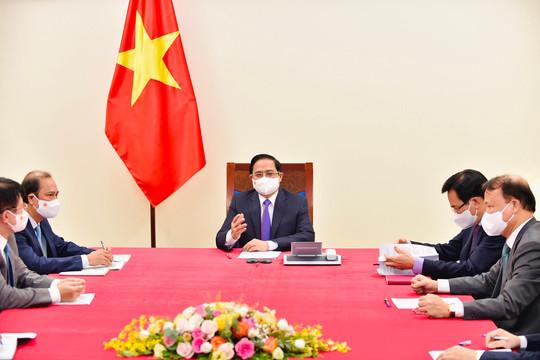 Canada mong muốn đưa quan hệ Đối tác toàn diện với Việt Nam lên tầm cao mới
