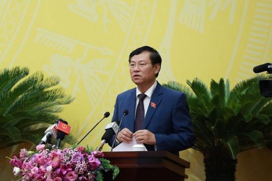 Chương trình hành động của ứng cử viên ĐBQH, Chánh án TAND TP Hà Nội