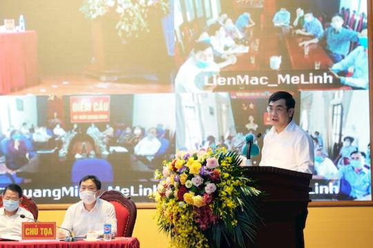 Chương trình hành động của ứng cử viên ĐBQH, Thẩm phán TAND TP Hà Nội Phan Huy Cương