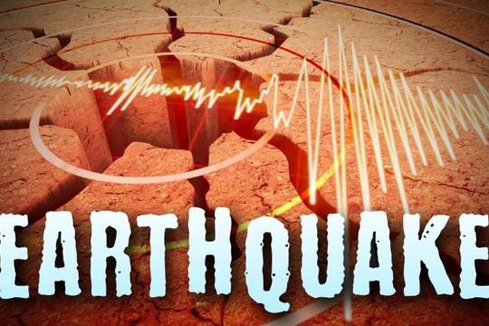Trung Quốc lại rung chuyển vì động đất 7,4 độ Richter